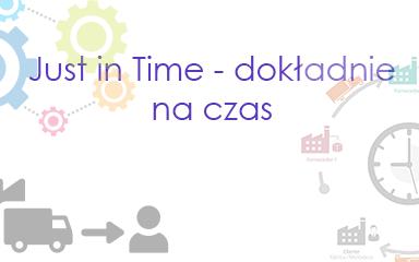 Just in Time – dokładnie na czas